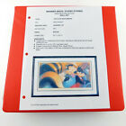 Mon Amour PEPE LE PEW WB Gallery Laminated Binder Release Sheet Limited Art Gicl