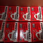 (1) 1989 Topps Football Traded Series Complete Set Box