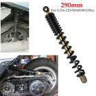 Motorcycle Bike Rear Shock Pressure Spring Absorption For GY6 125 50 60 80 150cc
