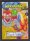 2017 Topps Wacky Packages Old School 6 Trading Cards 17