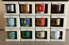 Disney Mickey Mouse Memories Complete Set 12 Stackable Mugs Limited Edition