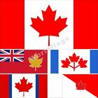 Canada Proposed Flag 3X5 3X6FT 1946 1964 Duality Native Sons Pearson Pennant