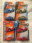 2021 BLOWOUT Matchbox BMW 1M M1 Blue Gold Orange And Red Lot Of All 4 Colors
