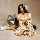 The Power of Peace by Cindy McClure Porcelain Native American Doll Original