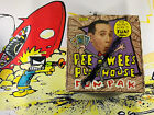 1988 Topps Pee-Wee's Playhouse Fun Pak Trading Cards Box 36 Unopened Packs QTY