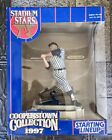 NIB Stadium Stars Cooperstown Collection 1997 Starting Lineup Mickey Mantle