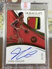 2017-18 Panini Immaculate Collection Basketball Cards 19