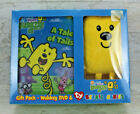 Wow Wow Wubbzy DVD and Ty Beanie Babies Gift Pack - Sam Club Exclusive - Sealed
