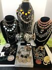 Huge Vintage to Now Jewelry Lot Estate Find All Wearable 496 Lbs