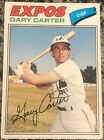 Gary Carter Cards, Rookie Cards and Autograph Memorabilia Guide 7
