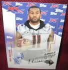 2020 Topps XFL Football Cards 33
