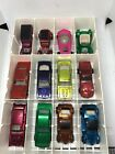 hot Wheels Tray Full If Cars No Junks Camaro Charger Barracuda Vette Coupes ++