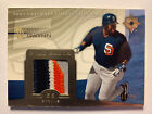 2004 Upper Deck Ultimate Collection Tony Gwynn Jersey Patch 56 Game Used Padres