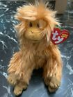 Ty CAIPORA - Rare WWF Internet Exclusive Beanie Monkey 2005  New Mint Great Tag