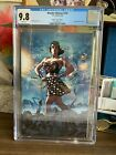 CGC 9.8 Wonder Woman #750 ADAM HUGHES VIRGIN VARIANT !!!!! HOT!!!!