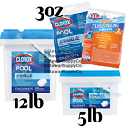 Chlorine Tablet Clorox Pool  Spa XtraBlue 3 Long Lasting Chlorinating Tablets