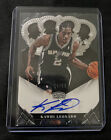 2012-13 Panini Preferred Kawhi Leonard Crown Royale #401 Auto #95 99