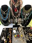 Huge Vintage to Now Jewelry Lot Estate Find All Wearable 461 Lbs