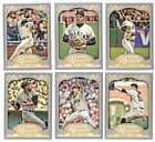 2012 Topps Gypsy Queen Variation Short Prints Checklist and Visual Guide 58