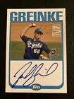Zack Greinke Rookie Cards Checklist and Guide 18