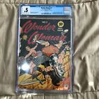 WONDER WOMAN # 2 cgc .5 missing back cover key