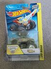 HOT WHEELS Monster Jam STONE CRUSHER Color Changer 164 Scale Off Road Truck NIP