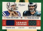 Andrew Luck Cards, Rookie Cards  and Autographed Memorabilia Guide 6