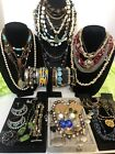 Huge Vintage to Now Jewelry Lot Estate Find All Wearable 3103Lbs