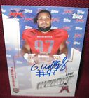 2020 Topps XFL Football Cards 30