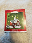 Hallmark Ornament 2001 Candlelight Service Church 4th in Candlelight Services-