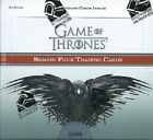 Game of Thrones Season 4 Trading Cards Sealed Box, 2 Autographs