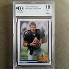 Ultimate Brett Favre Rookie Cards Checklist and Key Early Cards 34