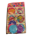 NEW Lisa Frank 4 Buttons 12 Stickers Party Favors Gumball Cat NIP