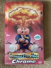 2013 Topps Chrome Garbage Pail Kids Series 1 Factory Sealed Hobby Box MINT