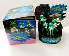 Vintage Metro 1989 Green Machine FROG BAND Sound Activated Animated with Box