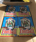 1989 NFL Topps Football Wax Box 36 Unopened Packs From A Sealed case Stars & HOF