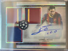 2020 Topps Lionel Messi Champions League Soccer Cards 9