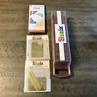 Lot of 4 Sizzix Scrapbooking Die Sets XMas Christmas Birthday Monkey Tails Alpha