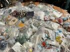 Huge Lot Of Beads Jewelry Making 20 lbs Beads 10 lbs Pendands charms  Findings