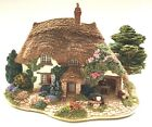 """LILLIPUT LANE """"THE POTTERY"""" 1998 SPECIAL EDITION DEEDS & ORIGINAL BOX  PERFECT"""