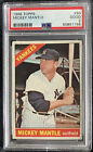 Comprehensive Guide to 1960s Mickey Mantle Cards 177