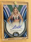 ALEXA BLISS 2020 TOPPS WWE WOMENS DIVISION BLUE PARALLEL AUTO A-AB 📈 🔥 😲 25