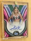 ALEXA BLISS 2020 TOPPS WWE WOMENS DIVISION PINK PARALLEL AUTO A-AB 📈 😲 150