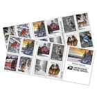 USPS 'Winter Scenes' Forever Postage Stamps, Full Booklet of 20 (Free Shipping)