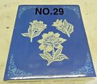 BROTHER LACE 29 Embroidery Memory Card Brother Bernina Deco Baby Lock