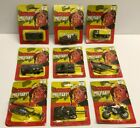 9 different ACTION MILITARY Die Cast Toys with Helicopters Motorcycle Tanks