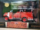 Road Signature 1941 GMC Firetruck 124 Scale Diecast Fire Engine 24k Gold Plated