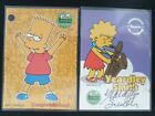 2000 Inkworks The Simpsons Anniversary Lisa Yearly Smith auto + redemption card
