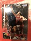 Starting Lineup Luc Longley 1997 Mint Condition