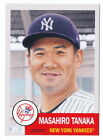 Topps Announces Plans for First Masahiro Tanaka Yankees Cards 21